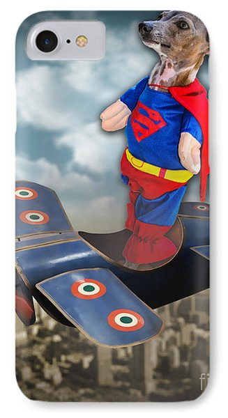 Speedolini Flying High IPhone Case