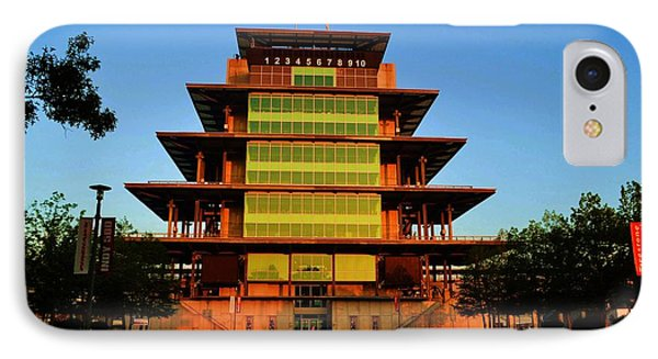 Speedway Bagota At Sunrise IPhone Case