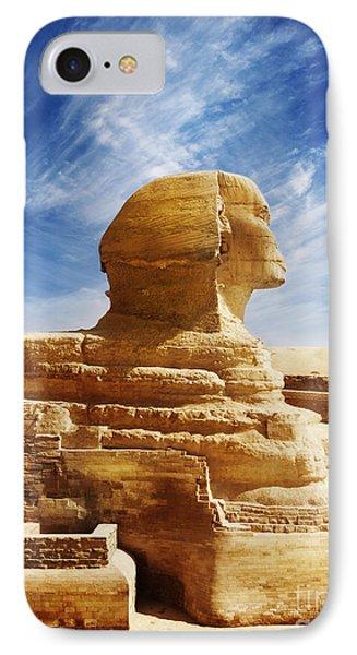 Sphinx IPhone Case by Jelena Jovanovic