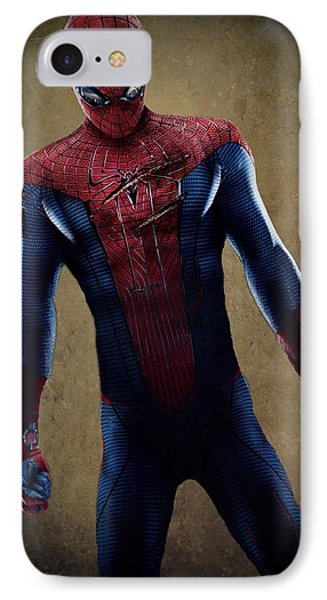 Spider-man 2.1 IPhone Case by Movie Poster Prints
