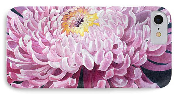 IPhone Case featuring the painting Spider Mum by Debbie Hart