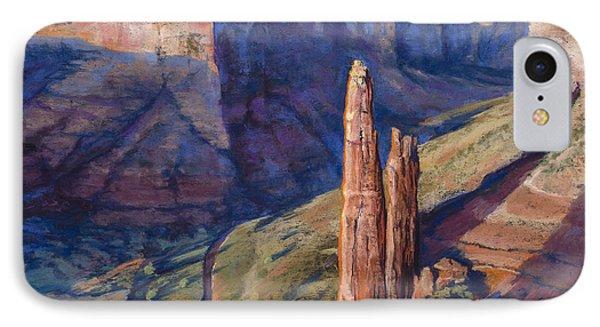 Spider Rock Canyon De Chelly Az IPhone Case