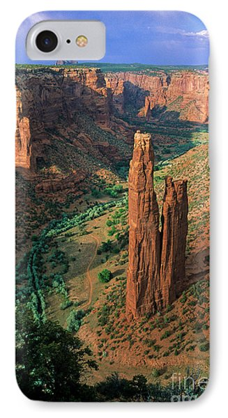 Spider Rock IPhone Case by Inge Johnsson