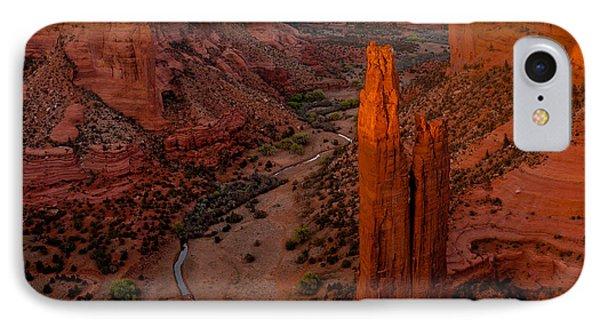 Spider Rock Sunset IPhone Case by Tim Bryan