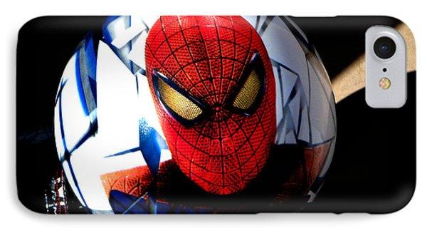 Spiderman Phone Case by Bruce Iorio