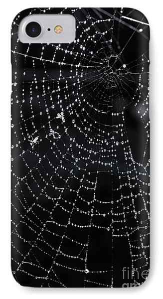 Spiderweb IPhone Case by Elena Elisseeva