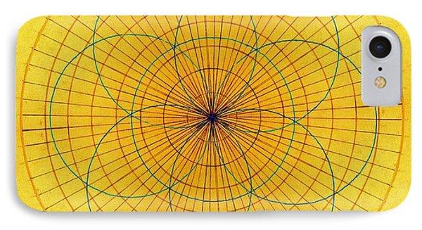 Spinning Around Phone Case by Tom Druin