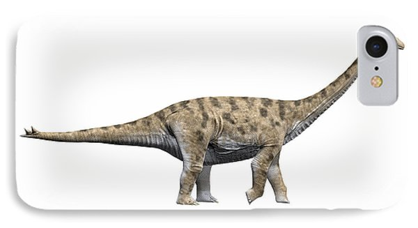 Spinophorosaurus Nigerensis, Middle Phone Case by Nobumichi Tamura