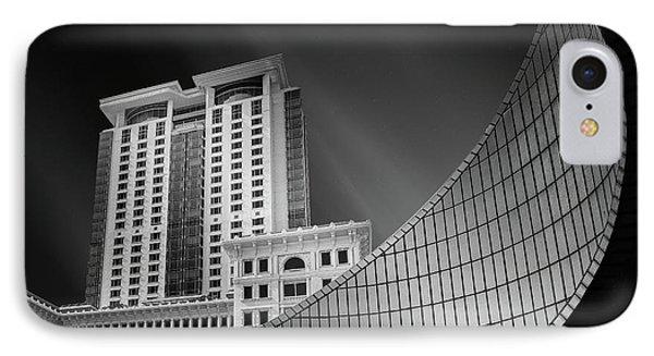 Spiral City IPhone Case