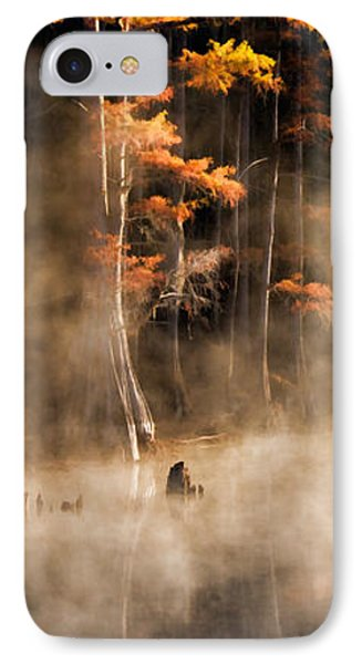 IPhone Case featuring the photograph Spirit Dance by Lana Trussell