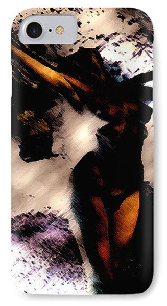 Spirit IPhone Case by David Hansen