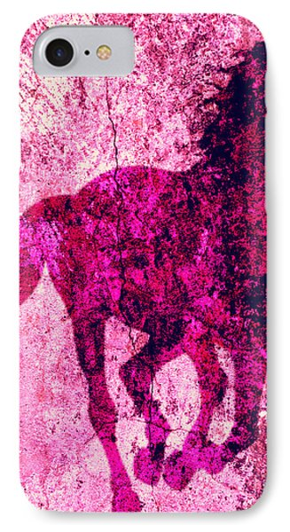 Spirit Equus  IPhone Case by Mindy Bench