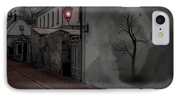 Spirit In The Night IPhone Case by Barbara R MacPhail