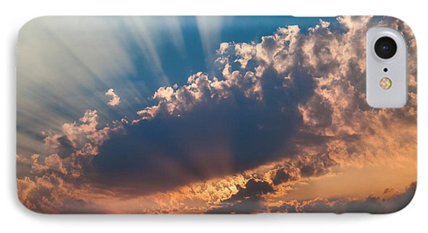 IPhone Case featuring the photograph Spirit In The Sky by Jack Bell