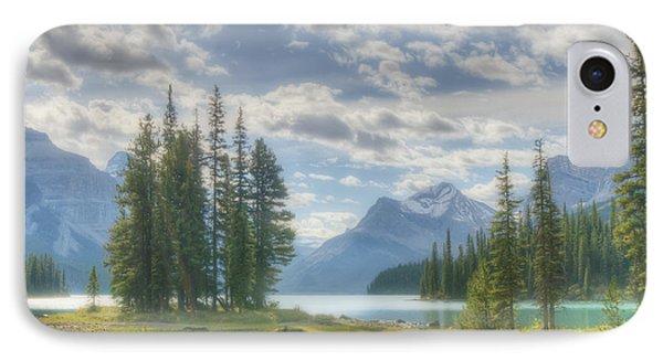 IPhone Case featuring the photograph Spirit Island by Wanda Krack