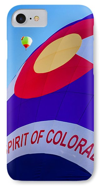 Spirit Of Colorado Proud IPhone Case