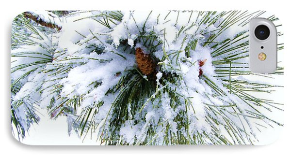 IPhone Case featuring the photograph Spirit Of Pine by Margie Amberge