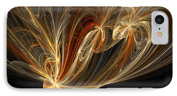IPhone Case featuring the digital art Spirit Of Promise by R Thomas Brass