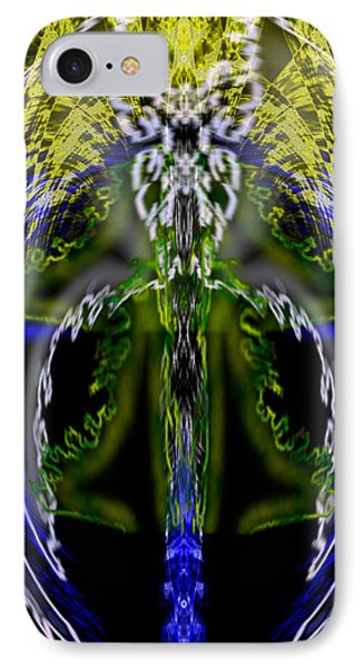 Spirit Of The Dragon Phone Case by Christopher Gaston