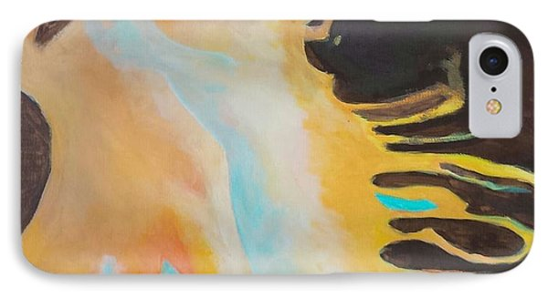 Spirit Of The Fire IPhone Case by Isaac Alcantar
