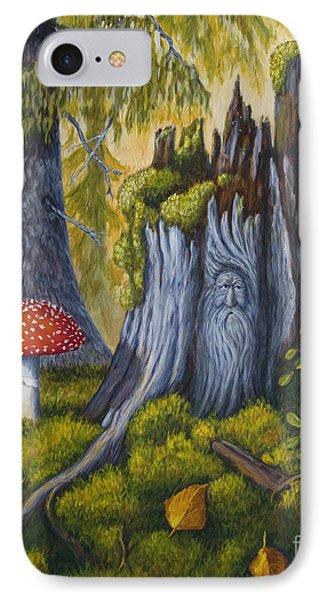 Spirit Of The Forest IPhone Case by Veikko Suikkanen