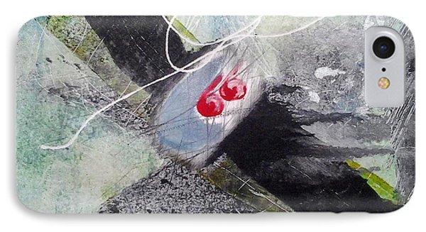 Spirit Spiral IPhone Case by Lesley Fletcher