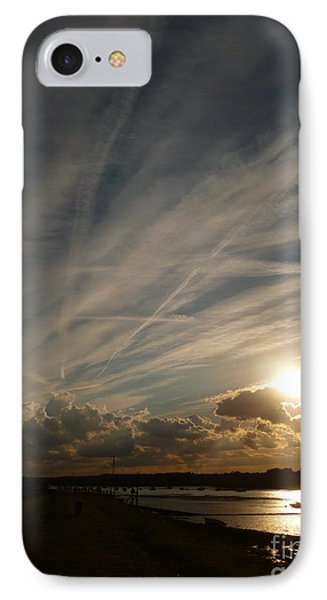 Spirits Flying In The Sky IPhone Case