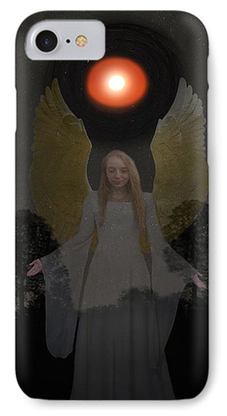 IPhone Case featuring the photograph Spiritual Light by Eric Kempson