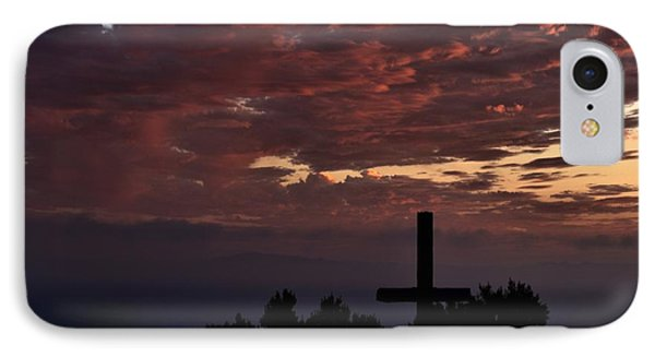IPhone Case featuring the photograph Spiritual Retreat by Michael Gordon