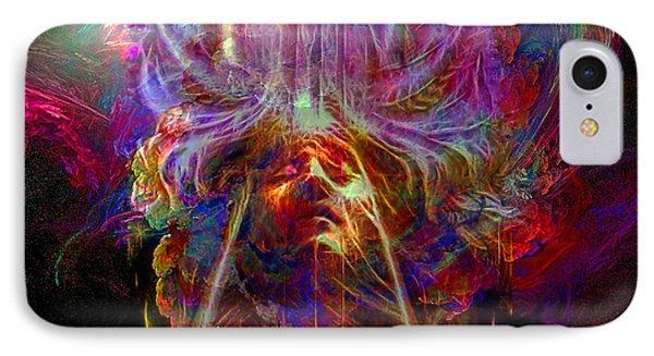 Spiritual Transcendence IPhone Case