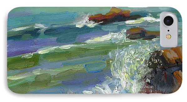 Splash 1 IPhone Case by Diane McClary