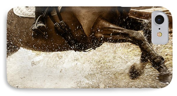 IPhone Case featuring the photograph Splash 2013 by Joan Davis