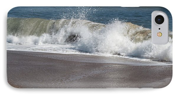 IPhone Case featuring the photograph Splash by Arlene Carmel