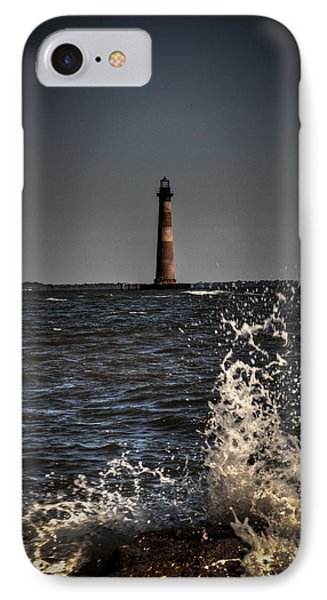 Splash Of Light IPhone Case by Deborah Klubertanz