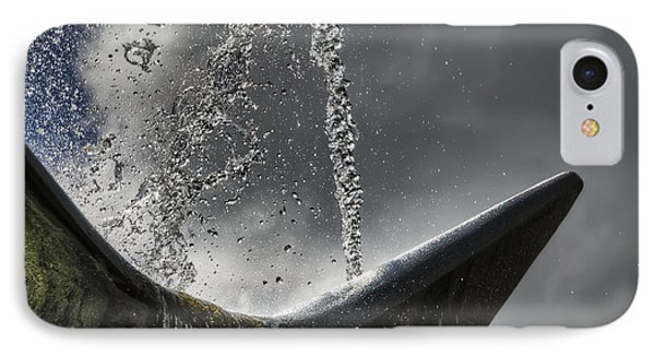 Splash Phone Case by Wayne Sherriff