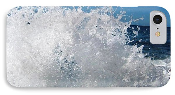 Splashy Island Phone Case by Imelda Sausal-Villarmino