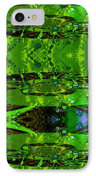 IPhone Case featuring the photograph Splatter Galaxy by Robert Kernodle