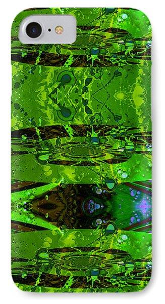 Splatter Galaxy IPhone Case