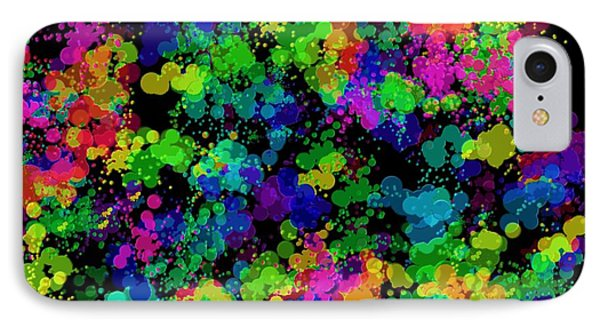 Splatter IPhone Case by Mark Blauhoefer