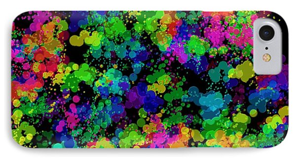 IPhone Case featuring the photograph Splatter by Mark Blauhoefer