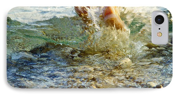 Splish Splash IPhone Case by Heiko Koehrer-Wagner