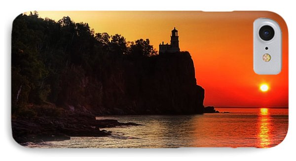 Split Rock Lighthouse - Sunrise IPhone Case