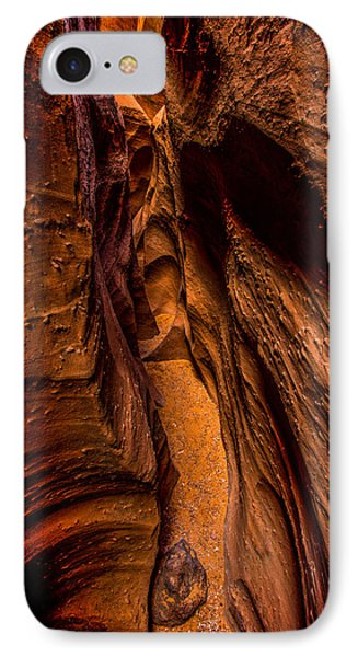 Spooky Colors IPhone Case by Chad Dutson