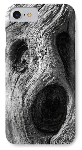 IPhone Case featuring the photograph Spooky Tree by Mitch Shindelbower