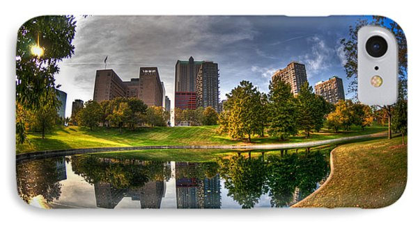 IPhone Case featuring the photograph Spoonful Of St. Louis by Deborah Klubertanz