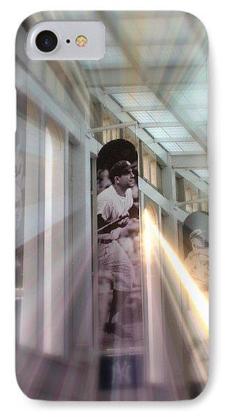 Spotlight On Yogi IPhone Case by Aurelio Zucco