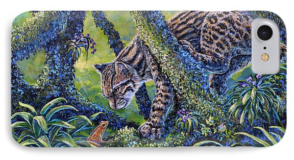 Spotted IPhone Case by Gail Butler