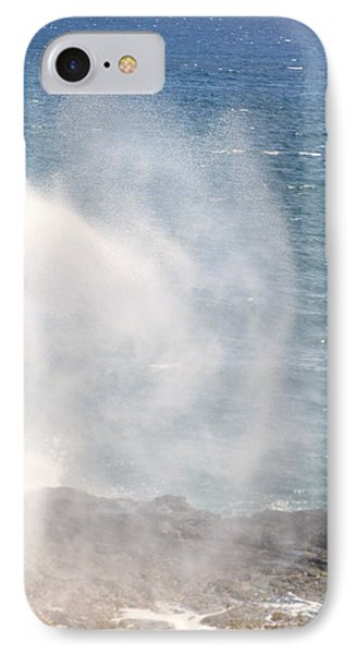 Spouting Horn II IPhone Case
