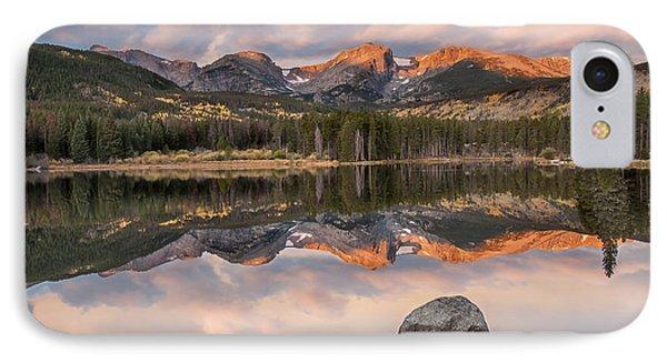 Sprague Lake Sunrise 2 IPhone Case
