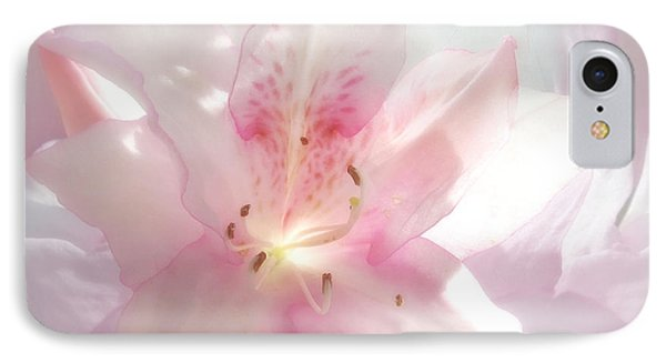 Spring Azalea Glow IPhone Case by Deborah Smith